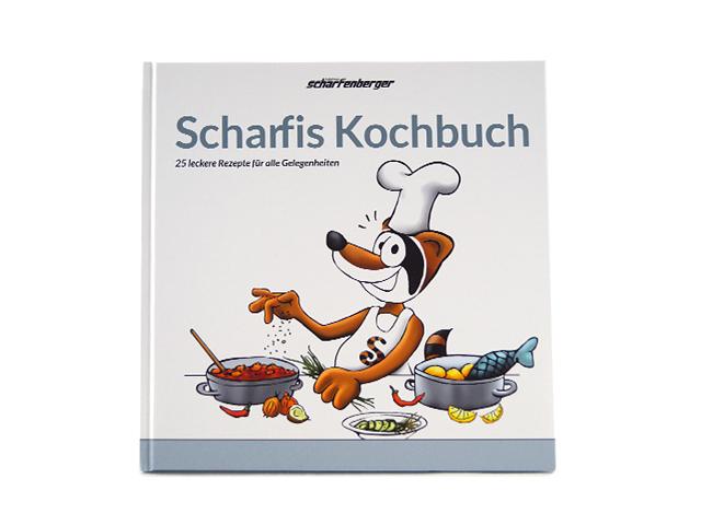 Scharfis Kochbuch - Autohaus Scharfenberger Bietigheim